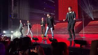 Backstreet Boys 4k Don't Go Breaking My Heart April 192019 Vegas
