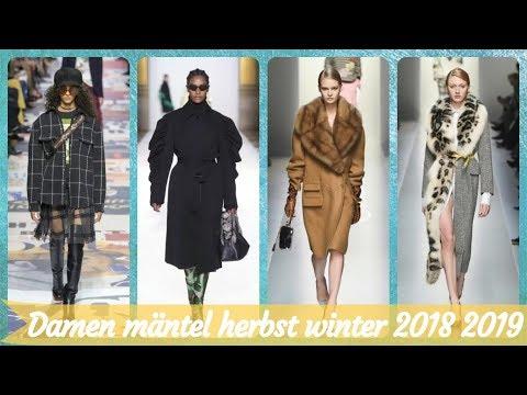 Die 30 Ideen ⭐ zu Modetrends damen mäntel herbst winter 2018 2019