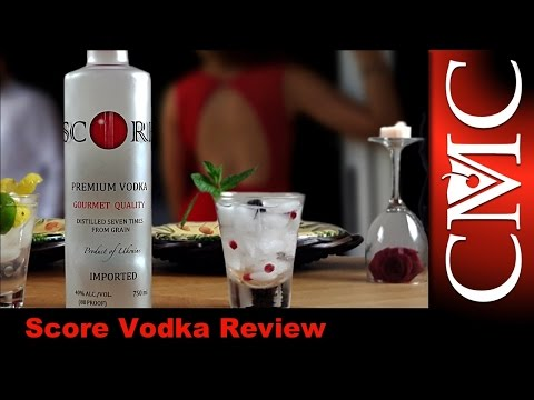 Score Vodka Review