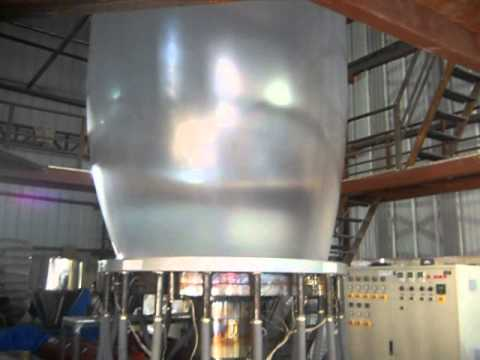 ABA Two Layer Blown Film Extrusion Plant