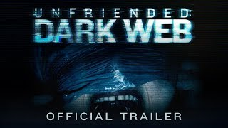 Death wants some Face Time. From the Producer of Get Out, The Purge, and Happy Death Day comes Unfriended: Dark Web. in theaters July 20. #BewareDarkWeb