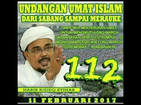 Video PANGGILAN JIHAT..!! Undangan UMMAT ISLAM Dari SABANG sampai MERAUKE, 11 februari 2017