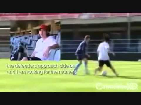 Lionel Messi Teaching You His Dribbling Skills   English Subtitles