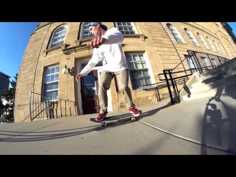 Alex Gould Full Street Part | Madison • Davenport