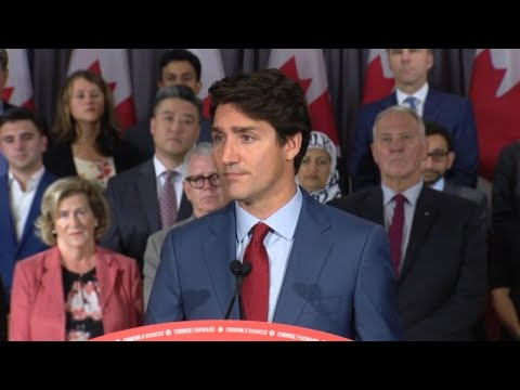 Trudeau promises to ban military-style assault rifles as part of gun control plan