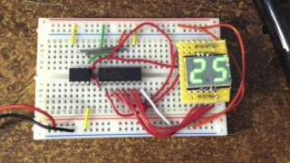 Arduino 7 Segmentos 74HC595, 74HC4511
