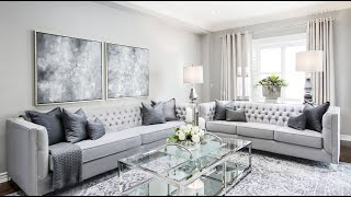 Family Room Makeover And Tips - Kimmberly Capone Interior Design