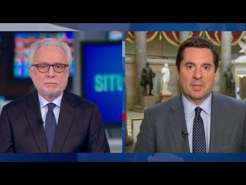 Rep. Devin Nunes explains White House visit (Entire CNN interview)