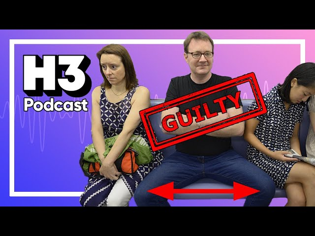 Ethan ANNIHILATES Manspreading With Facts & Logic - H3 Podcast #128