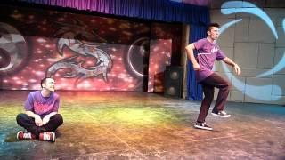 preview picture of video 'Танец об укушенном пальце!'