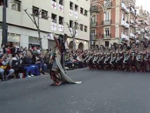 Escuadra del Mig Filà Ligeros 2013 - Mossèn Torregrosa