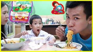น้องบีม | กินมาม่าสำหรับเด็ก Food