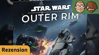 Star Wars: Outer Rim - Brettspiel - Review