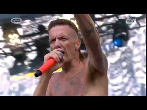 Die Antwoord - Enter the Ninja live , Pukkelpop 2014 (видео)