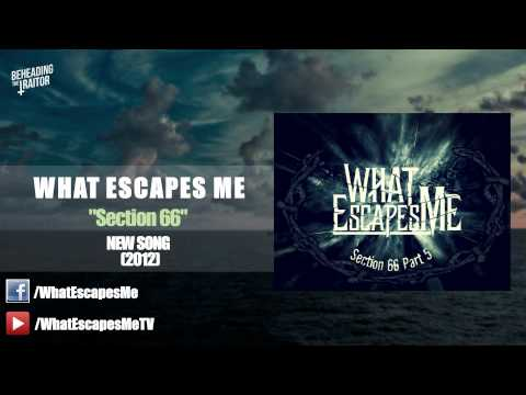 What Escapes Me - SECTION 66 | Pt. 5 (New Song!) [HD] 2012
