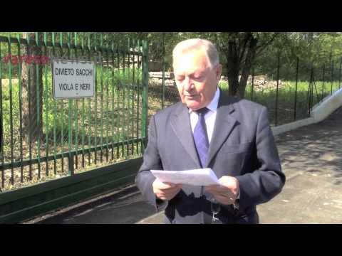 Inaugurazione Area Coinger: il discorso del presidente