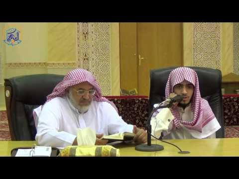 طالب يختم حفظ القرآن الكريم بأرقام الآيات ، بارك الله فيه