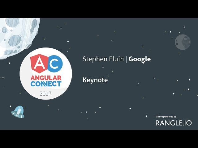 Angular - All Talks from AngularConnect Over the Years (2015-2018)