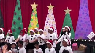 Students from Guam Perform Poppy & Posie's Christmas Song! 🎶🎄