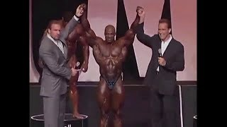 2004 Mr.Olympia Very Interesting Challenge Round Jay misses title with single point