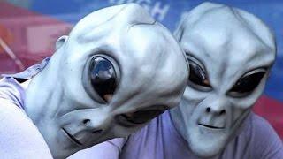Факты существования инопланетян. Свидетельства очевидцев