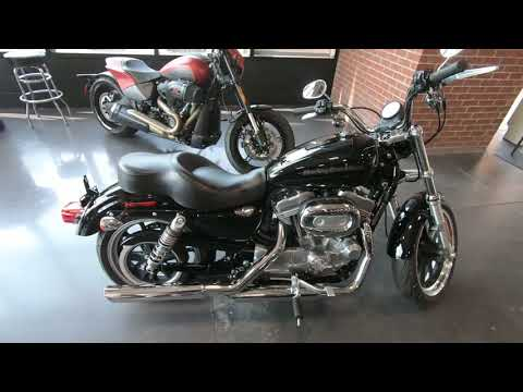 2018 Harley-Davidson Sportster SuperLow XL 883L
