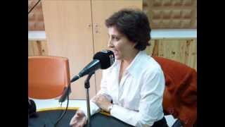 ENTREVISTA a Araceli Vega en PUNTO RADIO sobre novela YASFE, EL HIJO DEL FUEGO