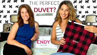 Is The Endy Duvet the Best Duvet? Endy Unboxing and First Impressions