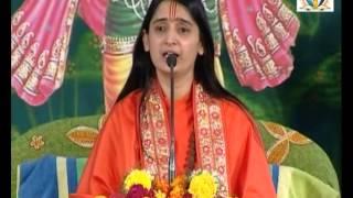 Promo of Bhagwat Katha by DJJS (Sadhvi Kalindi Bharti; disciple Ashutosh Maharaj Ji)