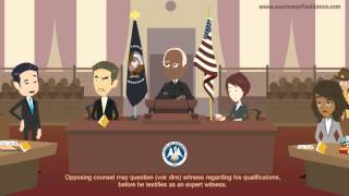 How to Qualify an Expert Witness