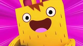 ЙОКО - Мультфильмы про спорт - ЙОКО - Двойники - Лучшие мультики для детей