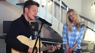 Tyler Ward - Time After Time (Cyndi Lauper Cover) w/ Brey Noelle