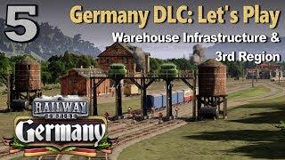 Railway Empire: France DLC - Scenario Let's Play #5: New