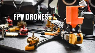 Getting Into Cinematic FPV Drones!