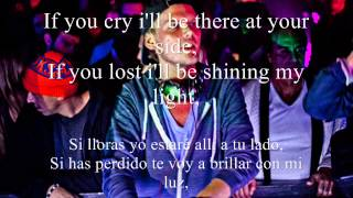Avicii enough is enough (D'ont give up on us) Letra en ingles y español, Lyrics English and Spanish