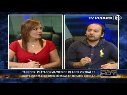 Tannder, aula virtual para instituciones educativas [TECNOLOGÍA HOY]