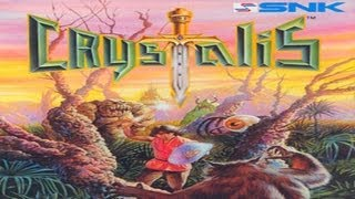 The Best Video Games EVER! - Crystalis Review (Nintendo RPG)
