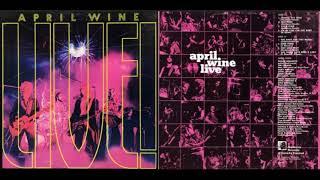 APRIL WINE - Introduction & (Mama) It's True  -  HQ live audio; '74