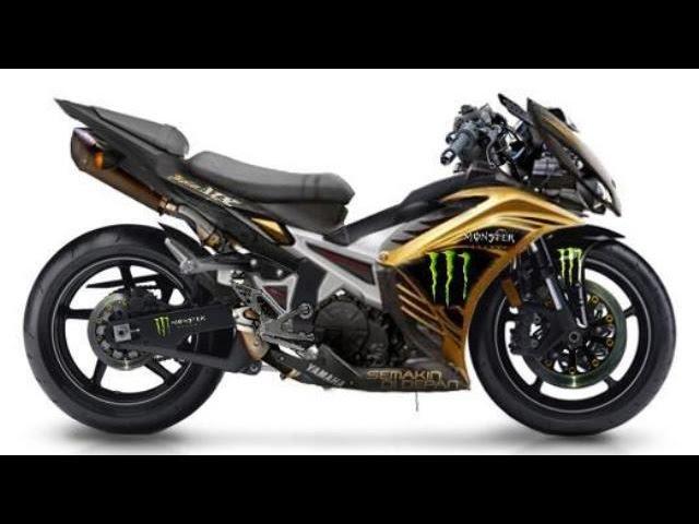 Video Motor Trend Modifikasi Video Modifikasi Motor Yamaha Jupiter