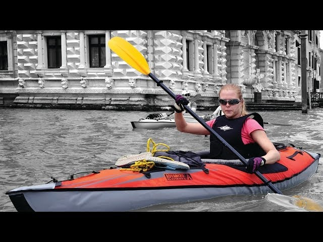AE1012-R AdvancedFrame kayak Setup Video