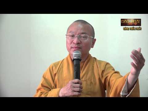 Vấn đáp: Ý nghĩa Phật đản sinh, cúng tuần thất, trị bệnh ma nhập