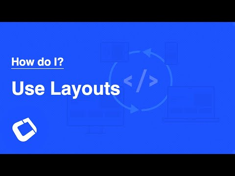 Layout Basics