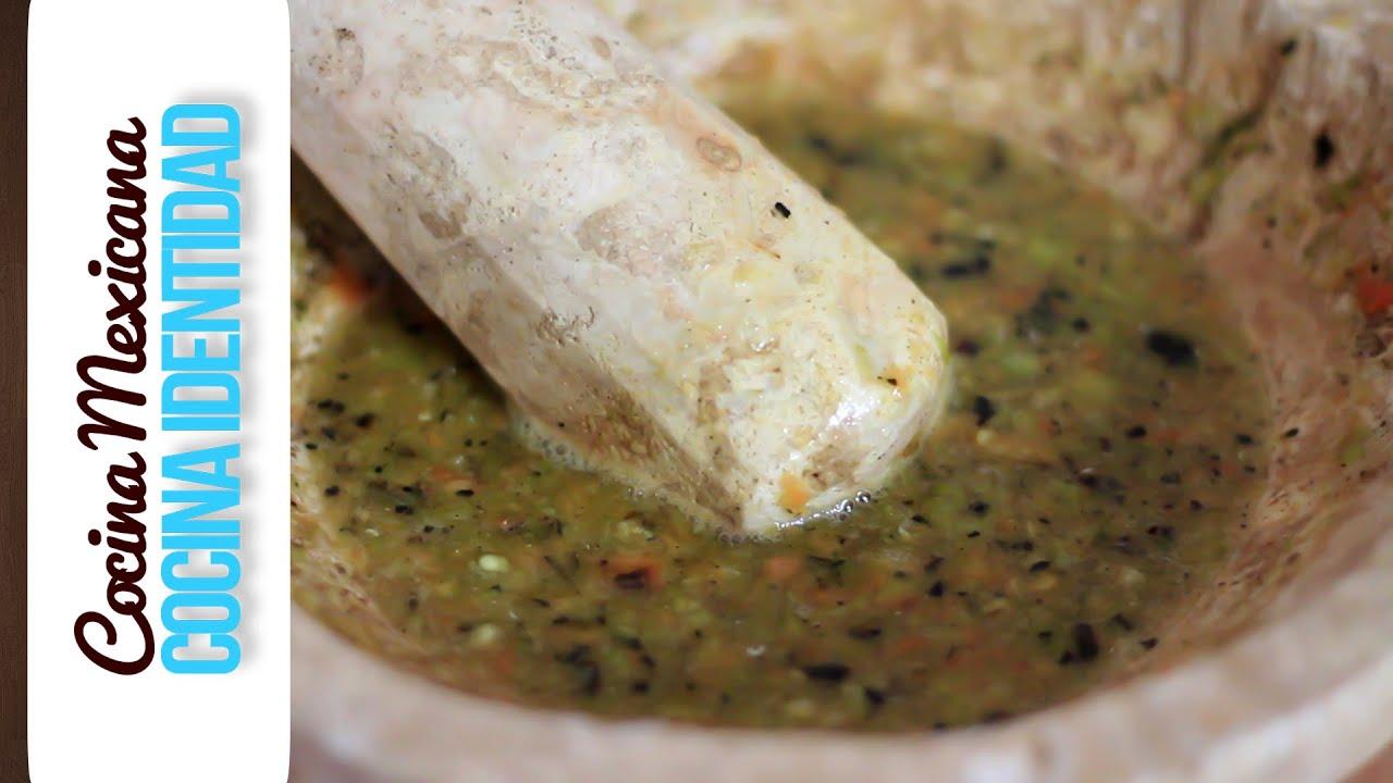 Cómo hacer salsa de habanero. Yuri de Gortari