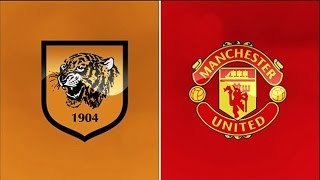 Hull City Vs Manchester United Barclays Premier League 201617  Matchday 3