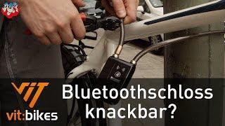 Das lauteste Bluetoothschloss? - Semptec Smart Schloss fürs Fahrrad - vit:bikesTV