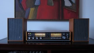 1968 Philips Stereo Receiver 22RH786
