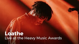 Loathe - White Hot (Live at the Heavy Music Awards 2019)