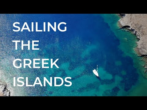 Exploring the GREEK ISLANDS by SAILBOAT // Project Freewheel Ep. 24