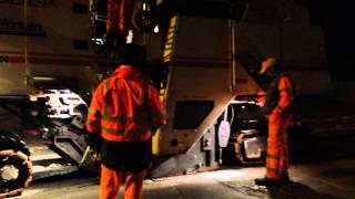 preview picture of video '#finalmente - Rifacimento manto stradale Via Federico Borromeo (Primavalle)'