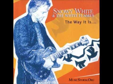 Snowy White - Sweet Bluesmaker